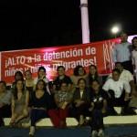 Alto a las detenciones de NNA migrantes El Salvador 2014.234
