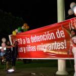 Alto a las detenciones de NNA migrantes El Salvador 2014.93