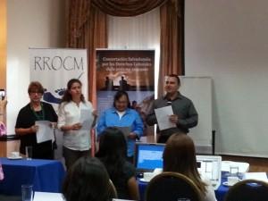 Reconocimiento de Competencia del Comité para la Protección de los Derechos de todos los Trabajadores Migratorios y de sus Familiares