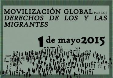 Campaña Movilización Global Derechos de Migrantes