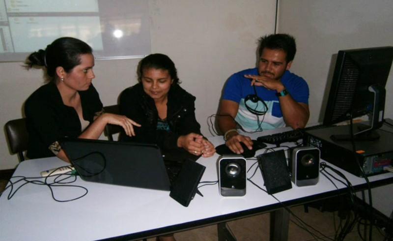 Videos de Creación de medios digitales de comunicación social para jovenes migrantes de Belice, Costa Rica y El Salvador