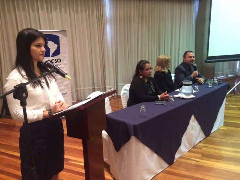 """Realización de taller: """"Buenas prácticas para la defensa de los derechos humanos de las personas migrantes y personas sujetas de protección internacional mesoamericana"""""""