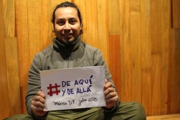 Encuentro de jóvenes Migrantes #DeaquíyDeallá