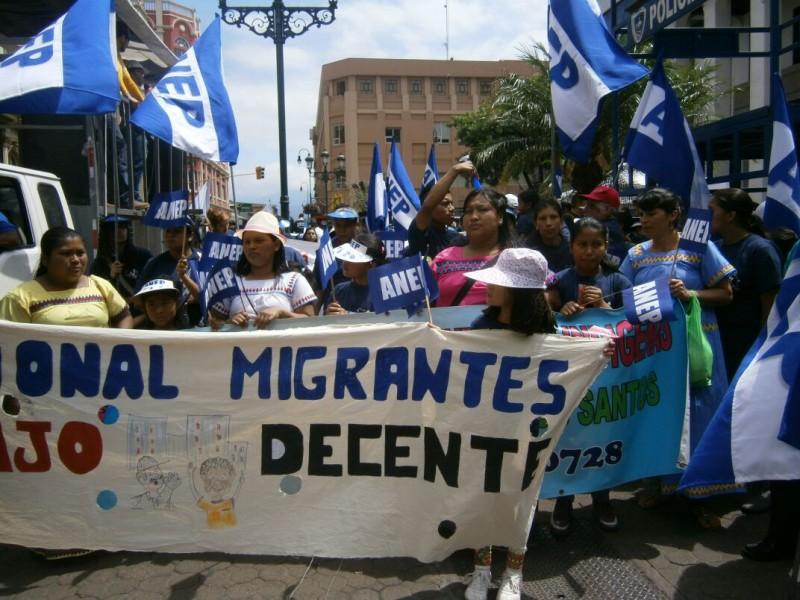 El Centro de Derechos Laborales de Costa Rica trabaja con población migrante de pueblos originarios