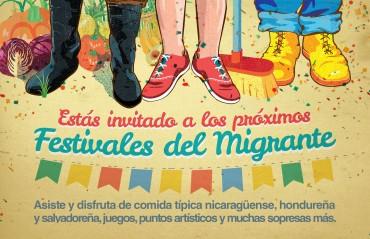 Festivales del Migrante