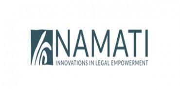 Ganadores de la nominación especial por INNOVACIÓN en la Premiación por la Justicia Namati.
