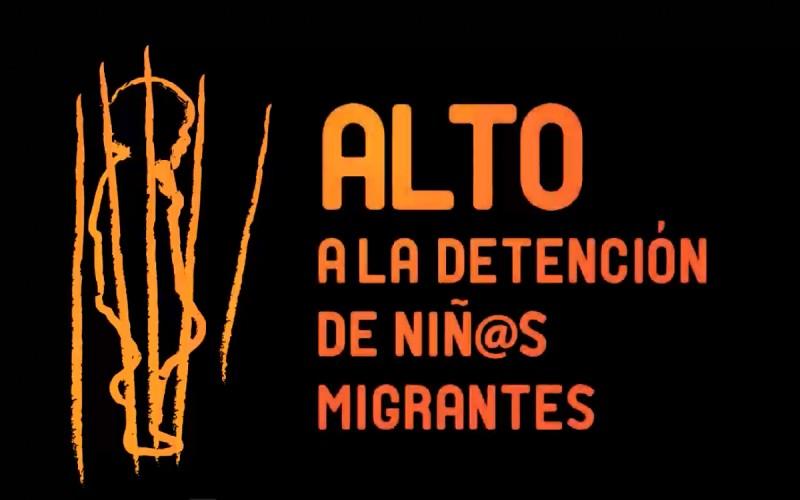 """Lanzamiento de filmografía campaña """"Alto a las detenciones de niños y niñas migrantes"""", en el día internacional del niño."""