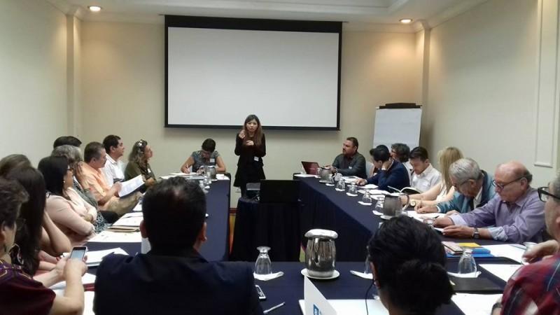 """Reunión de trabajo """"Articulando estrategias de colaboración frente al control migratorio entre organizaciones de EEUU y Centroamérica"""""""
