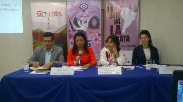 Foro especializado sobre Migración y Trata de personas y su vinculación en el contexto de violencia e inseguridad para el fortalecimiento de las políticas de seguridad ciudadana en El Salvador.