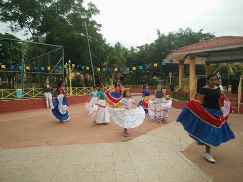 Festivales del migrante en el Municipio El Carmen, La Unión