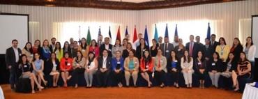 Primera Reunión de la Red de Funcionarios de Enlace para la Protección de Niños, Niñas y Adolescentes Migrantes, de la Conferencia Regional para la Migración (CRM)