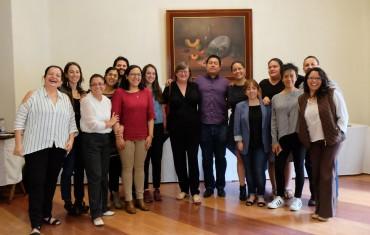 Integrantes de la INILAB se reúnen en México para discutir escenarios y estrategias para la promoción de derechos laborales de trabajadores y trabajadoras migrantes.