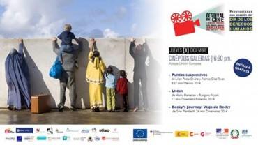 Festival de cine de Derechos Humanos