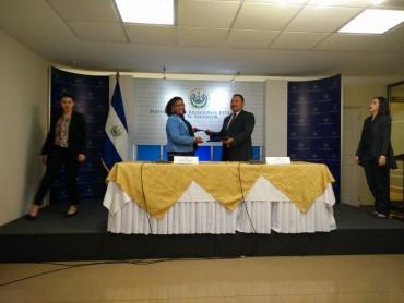 Firma de carta de entendimiento, colaboración y coordinación entre el GMIES y el Ministerio de Relaciones Exteriores.