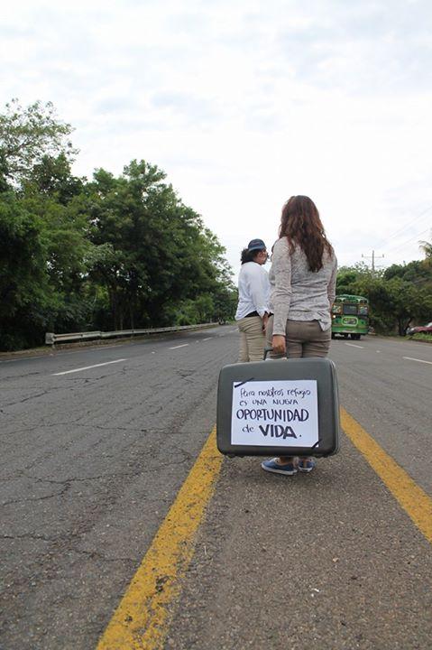 Campaña Día internacional de la persona refugiada