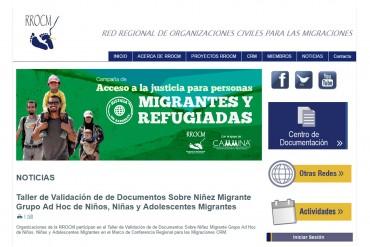 Organizaciones de la RROCM